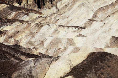 dearth: desert Stock Photo