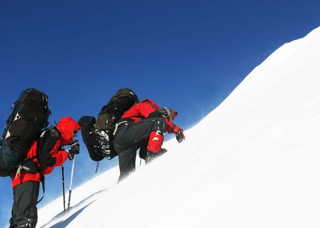 mountaineer: the climb