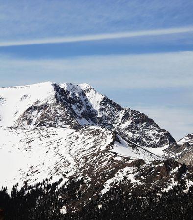 rocky mountains: Rotsgebergte