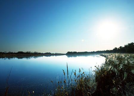 lake Stock Photo - 5635627