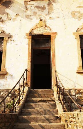 Kolmanskop Stock Photo - 5658820