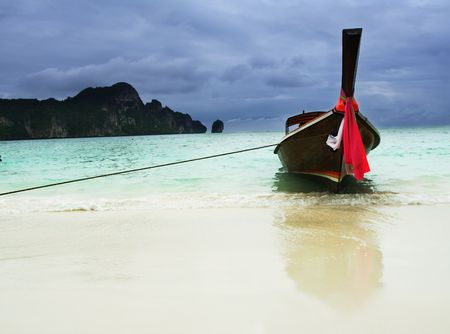 Thai coast Stock Photo - 5712480