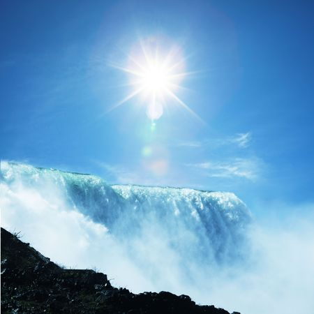Niagara waterfall photo