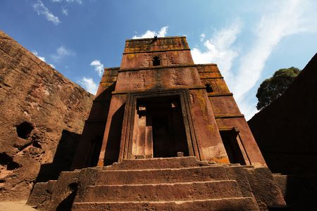 Church of St George, Lalibela Stock Photo - 6398738
