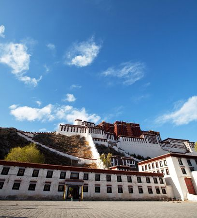 Potala temple photo