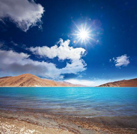 lake in Tibet Stock Photo - 6811606