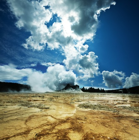 predictable: geyser Castle