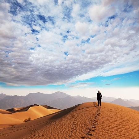 duna: Caminata en el desierto de arena