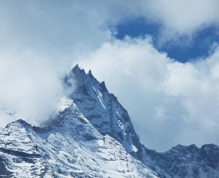 Mountains peak Stock Photo - 7719731