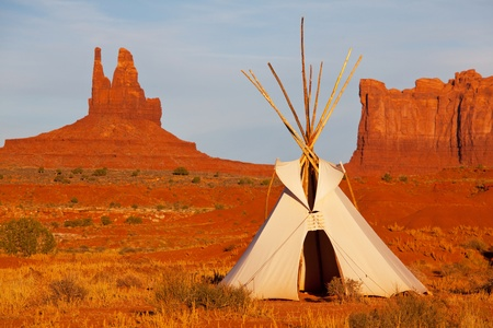 Monument valley,Utah,USA Stock Photo