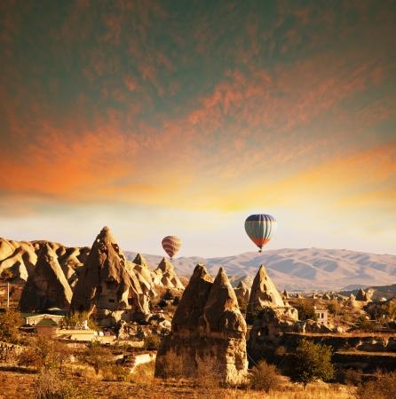 kappadokien: Cappadocia in der T�rkei Lizenzfreie Bilder