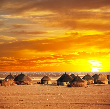 african landscapes Stock Photo - 8407297