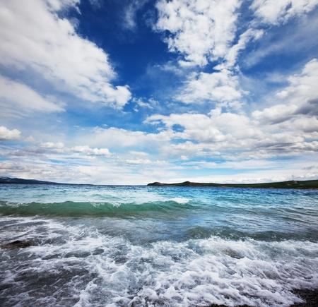 kamchatka: Lake on Kamchatka