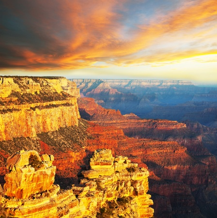 the majesty: Grand Canyon