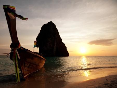 Andaman Sea in Thailand photo