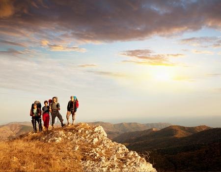 ridges: Escursioni a piedi