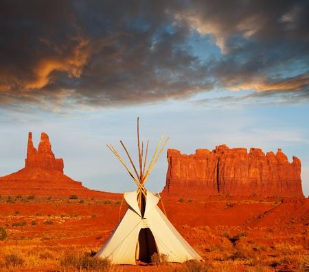 Monument Valley,Utah,USA Stock Photo - 9633250