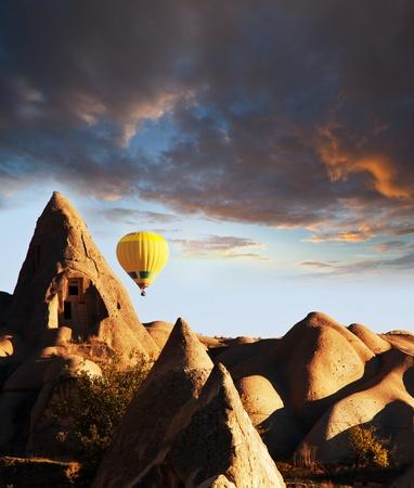 kappadokien: Kappadokien in der T�rkei