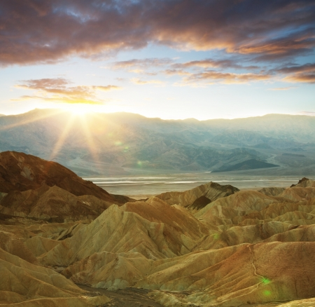 Death valley Stock Photo - 9672598