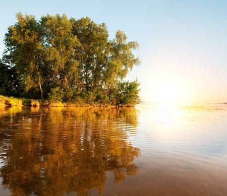 dnepr: River Dnepr Stock Photo