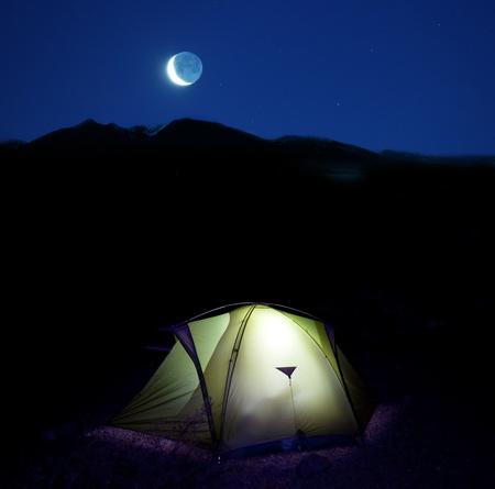 night scene Фото со стока