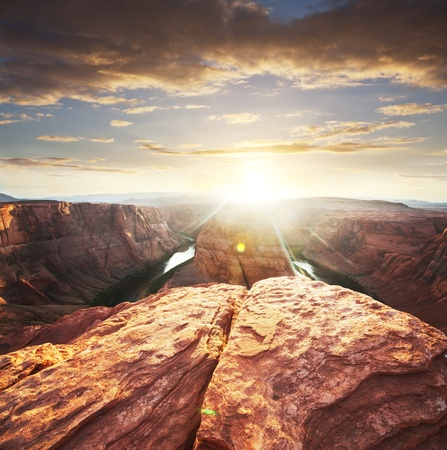 unspoiled: Horseshoe Bend en Arizona