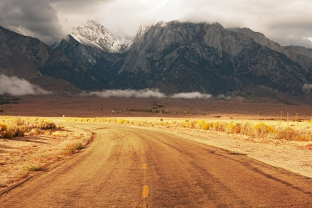 wilderness area: Mt. Whitney landscapes