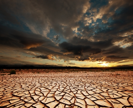 drought land Stock Photo - 10491447