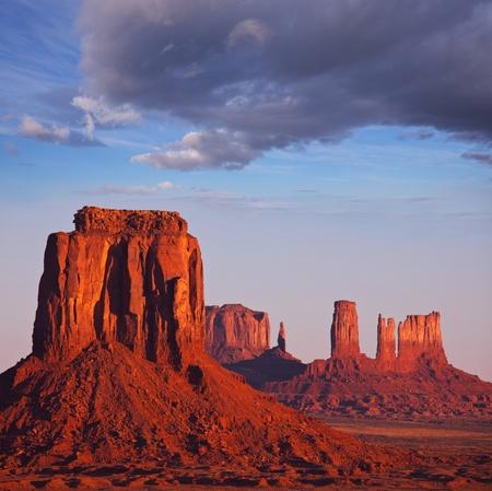 desierto: Monument Valley, Utah, EEUU