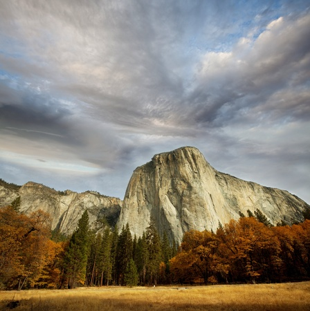 Yosemite landscapes photo