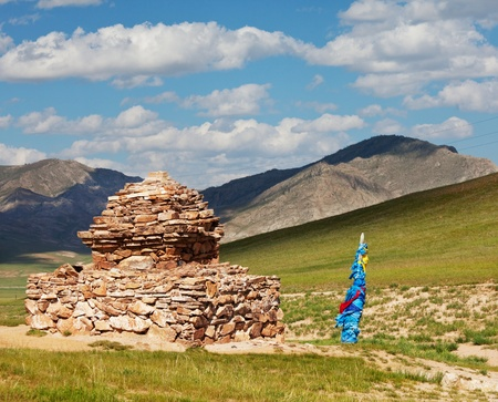 superstitions: mongolian landscapes
