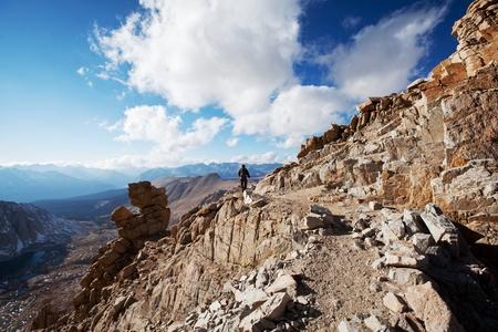 Mt. Whitney landscapes photo