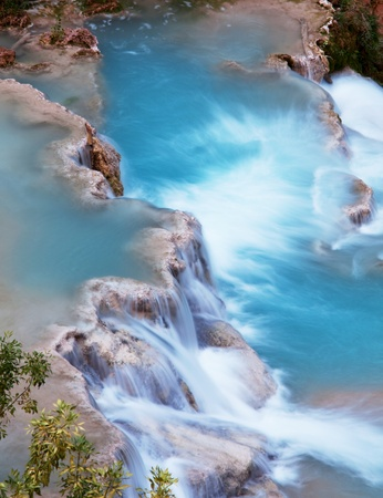 garden of eden: Havasu river