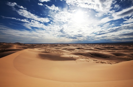Sahara desert Stock Photo - 11641062