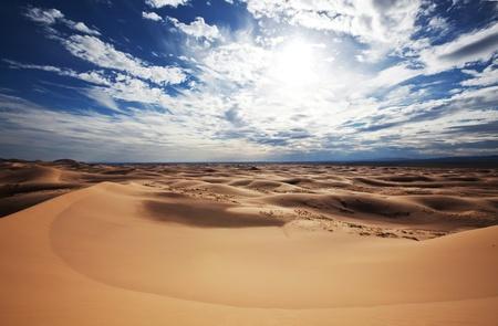 pustynia: Sahara