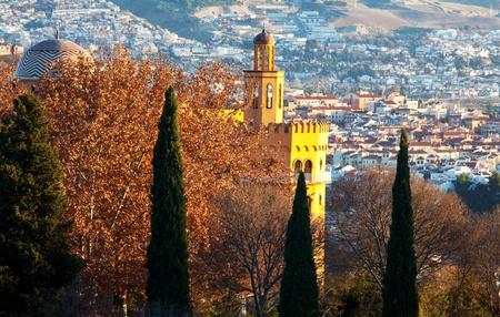 andalucia: Granada in Spain Editorial