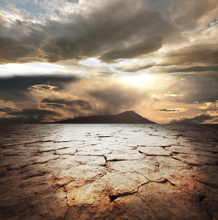 drought land Stock Photo - 12156148