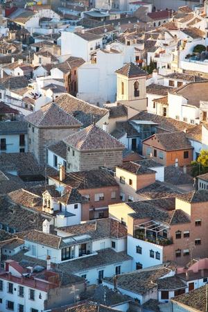 Granada in Spain Stock Photo - 12616831