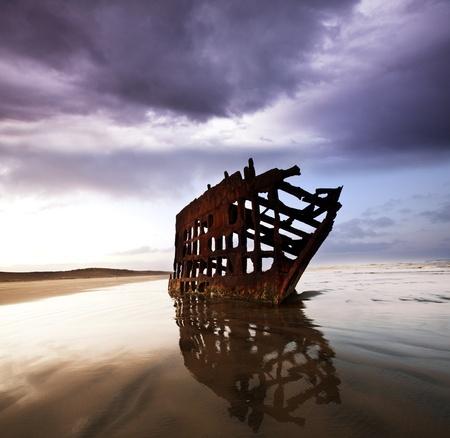 wreck photo