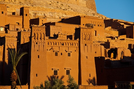 Village in   Morocco, Africa