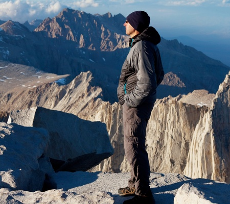 inyo national forest: Monte Whitney paisajes