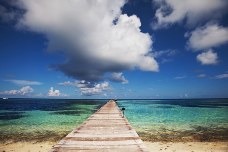 Maldives serenity