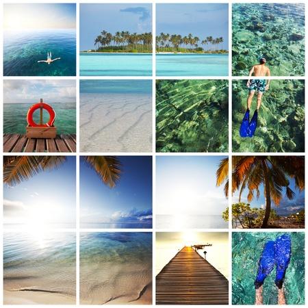 Maldives serenity photo