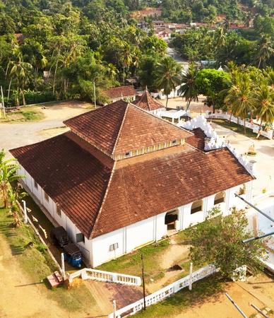 Sri Lanka temple photo