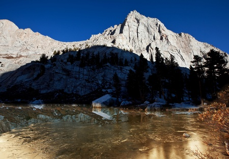 Mt. Whitney landscapes photo