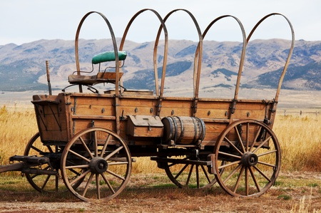 old west: american cart