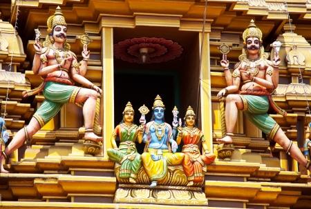 Ancient  sculpture on Sri Lanka photo