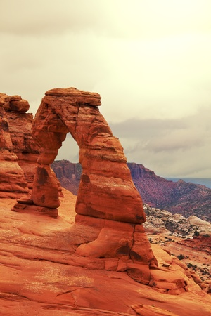 Arches National Park, Utah. photo
