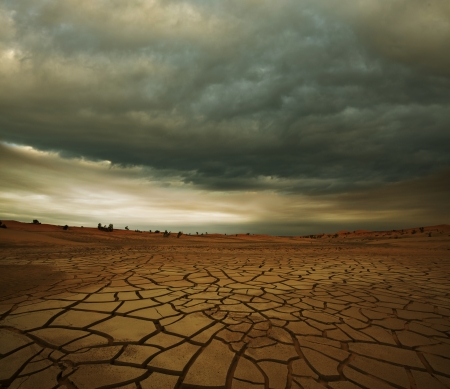 Drought land Stock Photo - 13932231