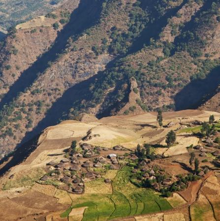 ethiopia: african landscapes